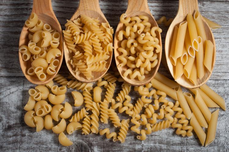 insetti nella pasta