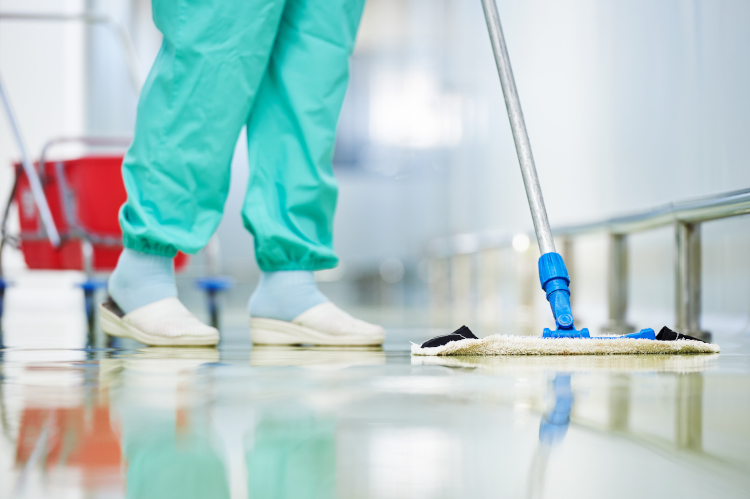 sanificazione ospedaliera