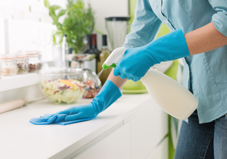 sanificare casa